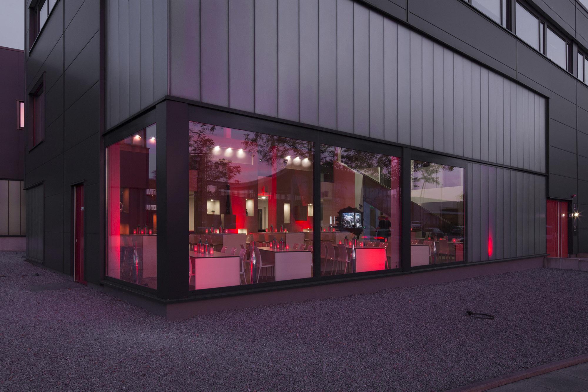 Phoenix Lounge Dortmund Außen