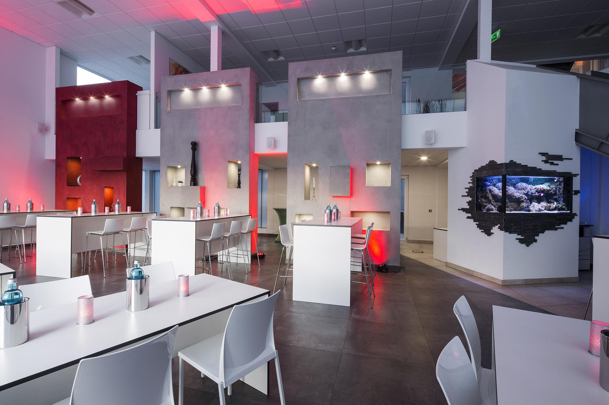 Phoenix Lounge Dortmund Innen